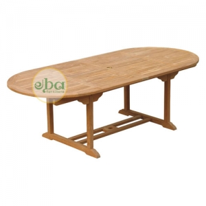big oval 010 table