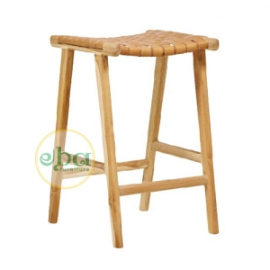 simply solid bar stool