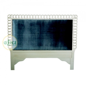 white rings head board