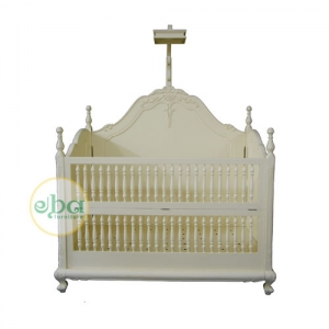 french baby crib