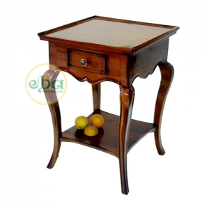 grace natural bedside table