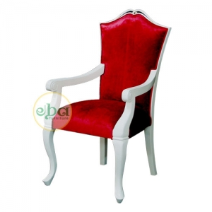 charlotte arms chair