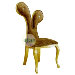 sweet gold chair