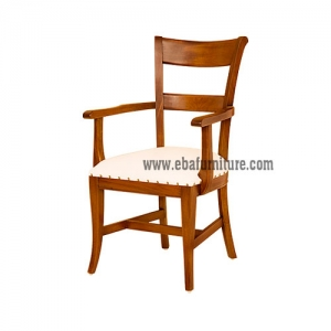sleight arms chair new