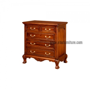 canopy small chest 5 drawer