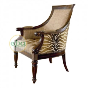 louis classic arms chair