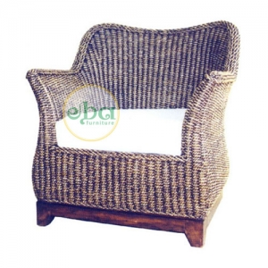 arjane big rattan chair