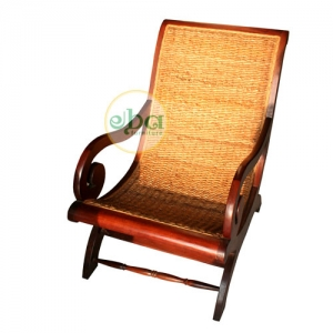 rattan lazy chair