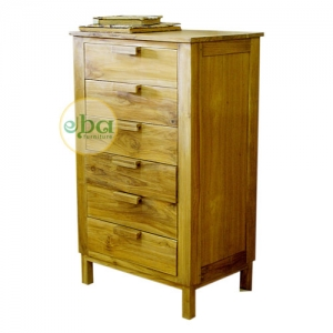 natural chest commode