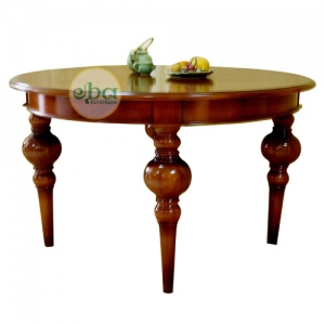 willis round dining table