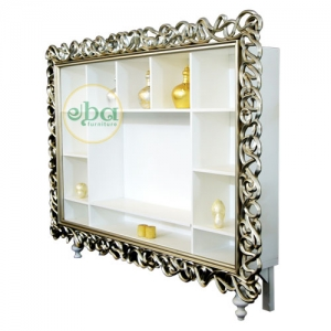 french frame cabinet