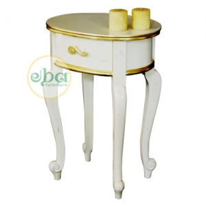 fancy bedside table