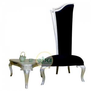 french back chair set
