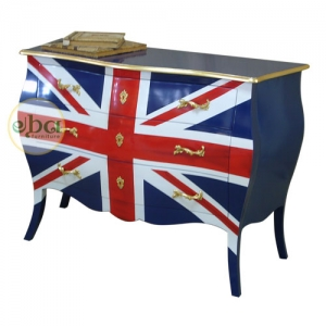 flag commode