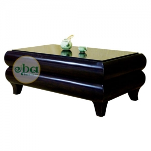 double layers coffee table