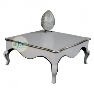 french square coffee table