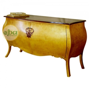 classic gold commode