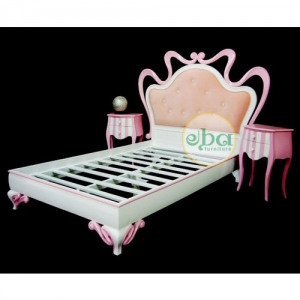 light pink bedroom set