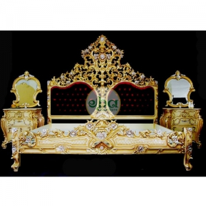 queen vania bedroom set