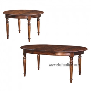 oval table 120