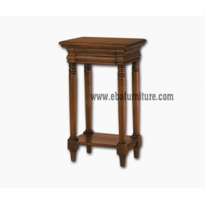 plain small table