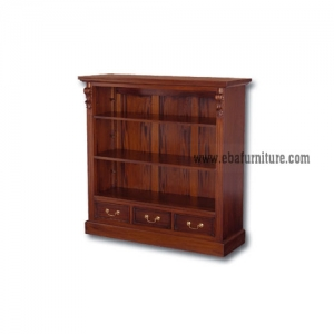 mode open bookcase