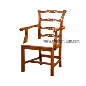 ladder arms chair