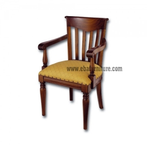 colonial arms chair