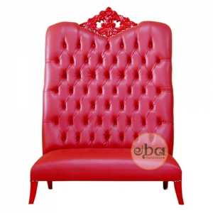 josephine high back chair