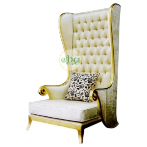 lolita gold wings chair