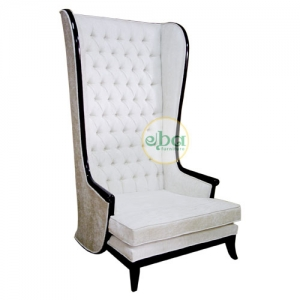 lolita black wings chair