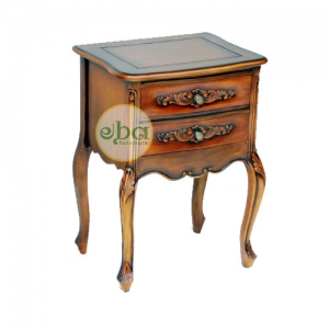 line french bedside table
