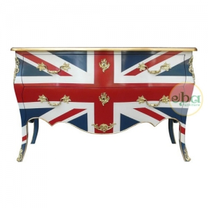 flag series commode