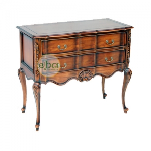 french carved commode