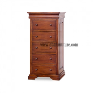 tall chest 5 drawers