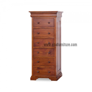 tall chest 6 drawers