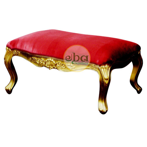large french ottoman