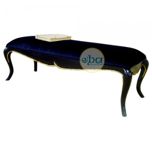black nancy double bench