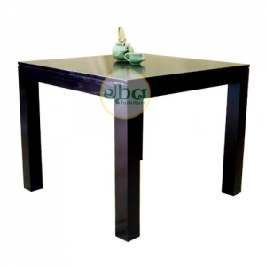 square legs side table