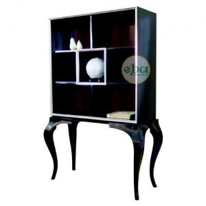 mira open bookcase