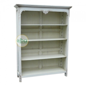 liliana open bookcase