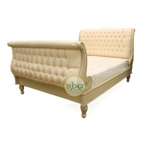audrey creamy bed