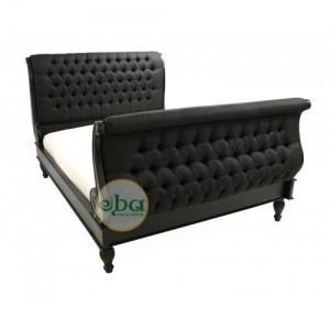 audrey black bed