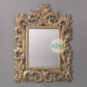 agnesia carved mirror