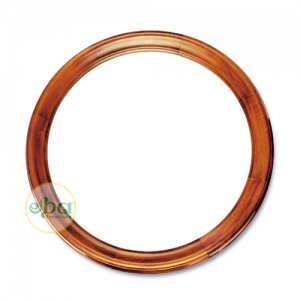 big circle plain mirror