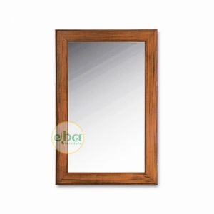 portrait plain mirror