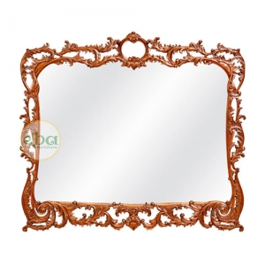 french cheval carved mirror