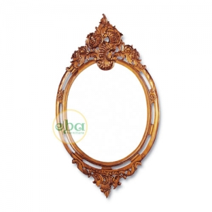 jenie top carved mirror