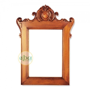 santiago carved mirror