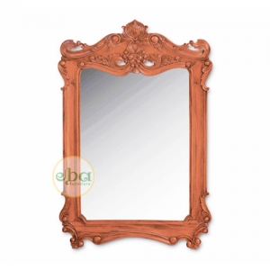 la rocha carved mirror